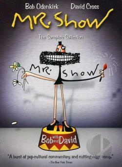 Mr. Show - The Complete Collection DVD Cover Art