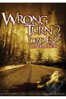 Wrong Turn 2 DVD Cover Art