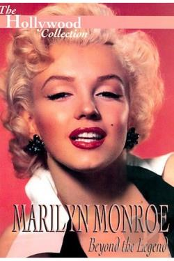 Hollywood Collection - Marilyn Monroe: Beyond the Legend DVD Cover Art