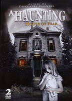 Haunting - House of Fear DVD Cover Art