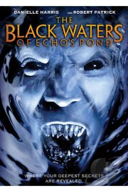 Black Waters of Echo's Pond DVD Cover Art