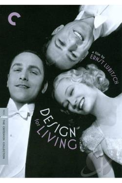 Design for Living DVD Cover Art