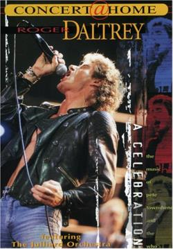 Roger Daltrey - A Celebration DVD Cover Art