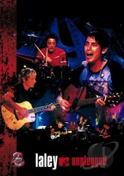 MTV Unplugged - La Ley DVD Cover Art