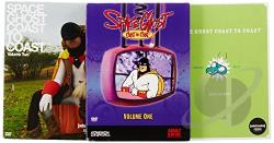 Space Ghost Coast to Coast - Vols. 1-3 DVD Cover Art