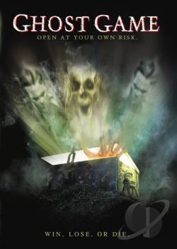 Ghost Game DVD Cover Art