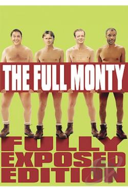 Full Monty DVD Cover Art