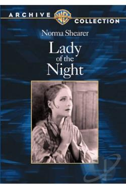 Lady of the Night DVD Cover Art