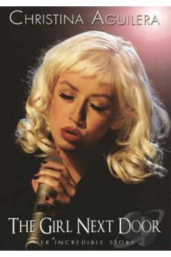 Christina Aguilera: The Girl Next Door DVD Cover Art