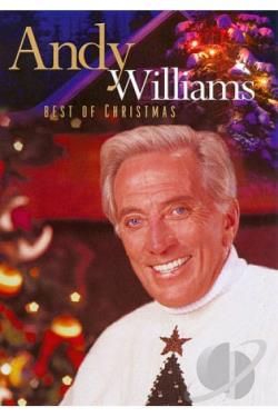 Best of Andy Williams Christmas Shows DVD Cover Art
