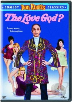 Love God? DVD Cover Art