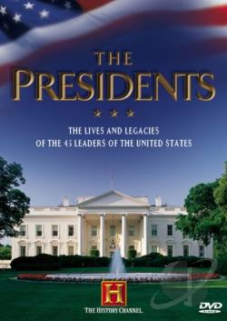 Presidents DVD Cover Art