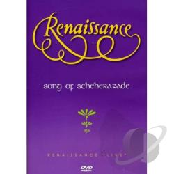 Renaissance - Song of Scherherezade DVD Cover Art