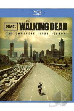 Walking Dead - The Complete First Season BRAY Cover Art