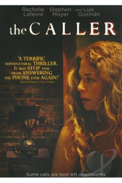 Caller DVD Cover Art