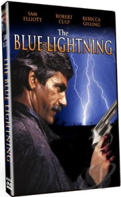 Blue Lightning DVD Cover Art