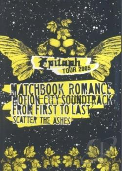 Epitaph Tour 2005 DVD Cover Art