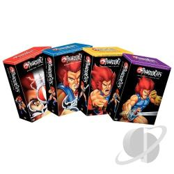 Thundercats Complete  on Thundercats  Complete Seasons 1 2 Dvd Cover Art