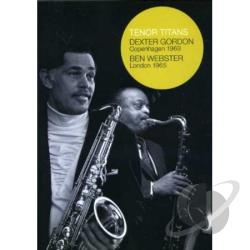 live video popup. Thoughts on Dexter Gordon.