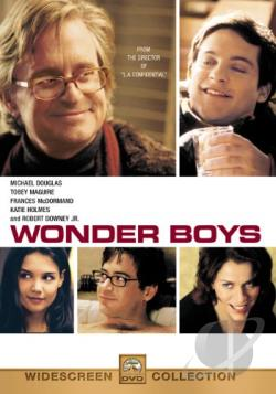 Wonder Boys DVD Cover Art
