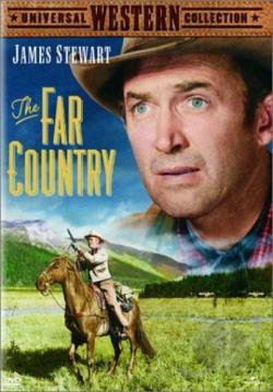 Far Country DVD Cover Art