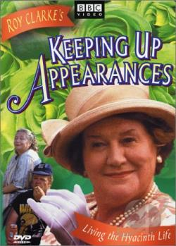 Keeping Up Appearances - Living the Hyacinth Life DVD Cover Art