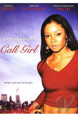 Confessions Of A Call Girl DVD Cover Art