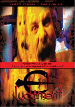 Evil Judgment DVD Cover Art