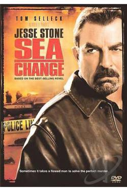 Jesse Stone: Sea Change DVD Cover Art