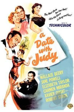 Date With Judy DVD Cover Art