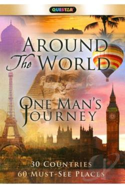 Around the World: One Man's Journey DVD Cover Art