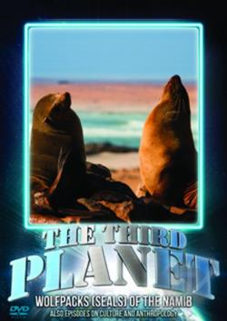 Wolfpacks(Seals)Of The Namib DVD Cover Art