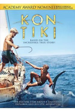 Kon-Tiki DVD Cover Art