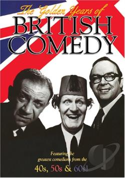 British Comedy 40's, 50's & 60's DVD Cover Art