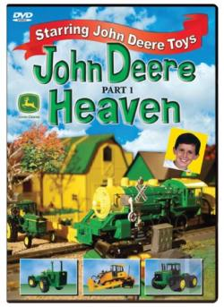 John Deere Heaven - Part 1 DVD Cover Art