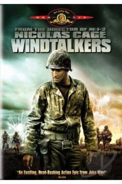 Windtalkers DVD Cover Art