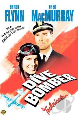 Dive Bomber DVD Cover Art