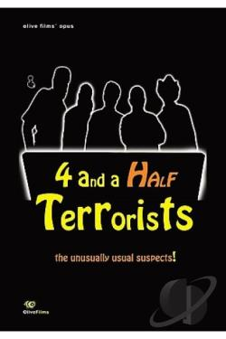 4 And A Half Terrorists DVD Cover Art