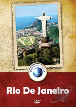 Discover the World: Rio de Janiero DVD Cover Art