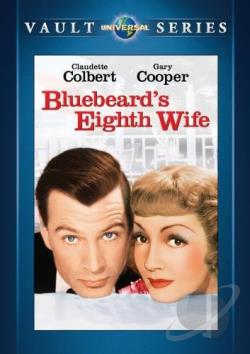 Bluebeard's Eighth Wife DVD Cover Art