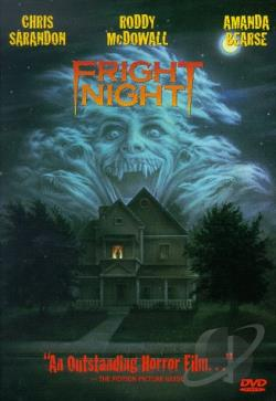 Fright Night DVD Cover Art