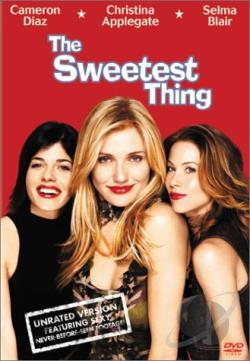 Sweetest Thing DVD Cover Art
