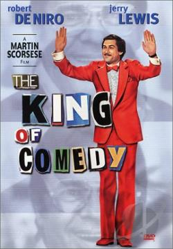 King of Comedy DVD Cover Art