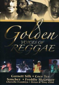 Golden Voices of Reggae DVD Cover Art