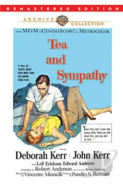 Tea and Sympathy DVD Cover Art