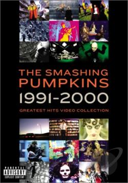 Smashing Pumpkins - Greatest Hits Video Collection DVD Cover Art