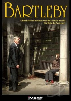 Bartleby DVD Cover Art