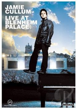 Jamie Cullum - Live at Blenheim Palace DVD Cover Art
