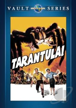 Tarantula DVD Cover Art
