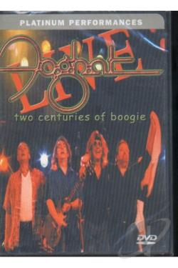 Foghat - Two Centuries of Boogie DVD Cover Art